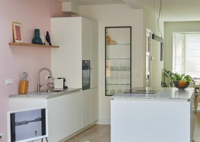Moderne keuken in Utrecht